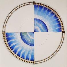 Multibeam Compass Rose #3