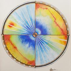 Multibeam Compass Rose #1