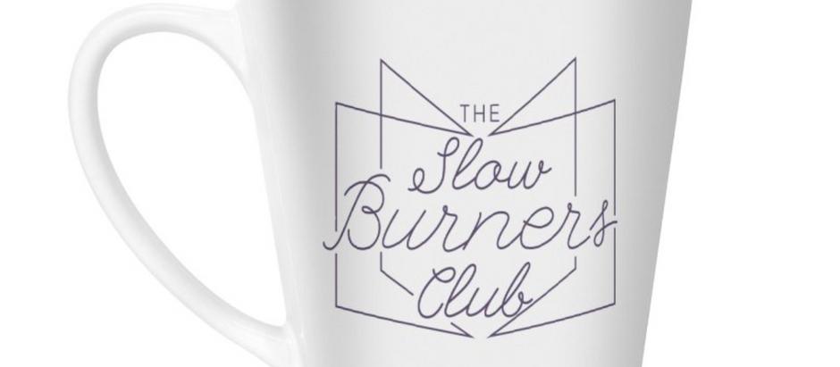 new • Slow burners club designs