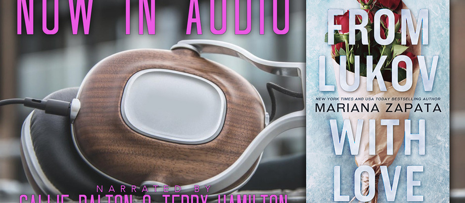 The FLWL Audiobook is Live!