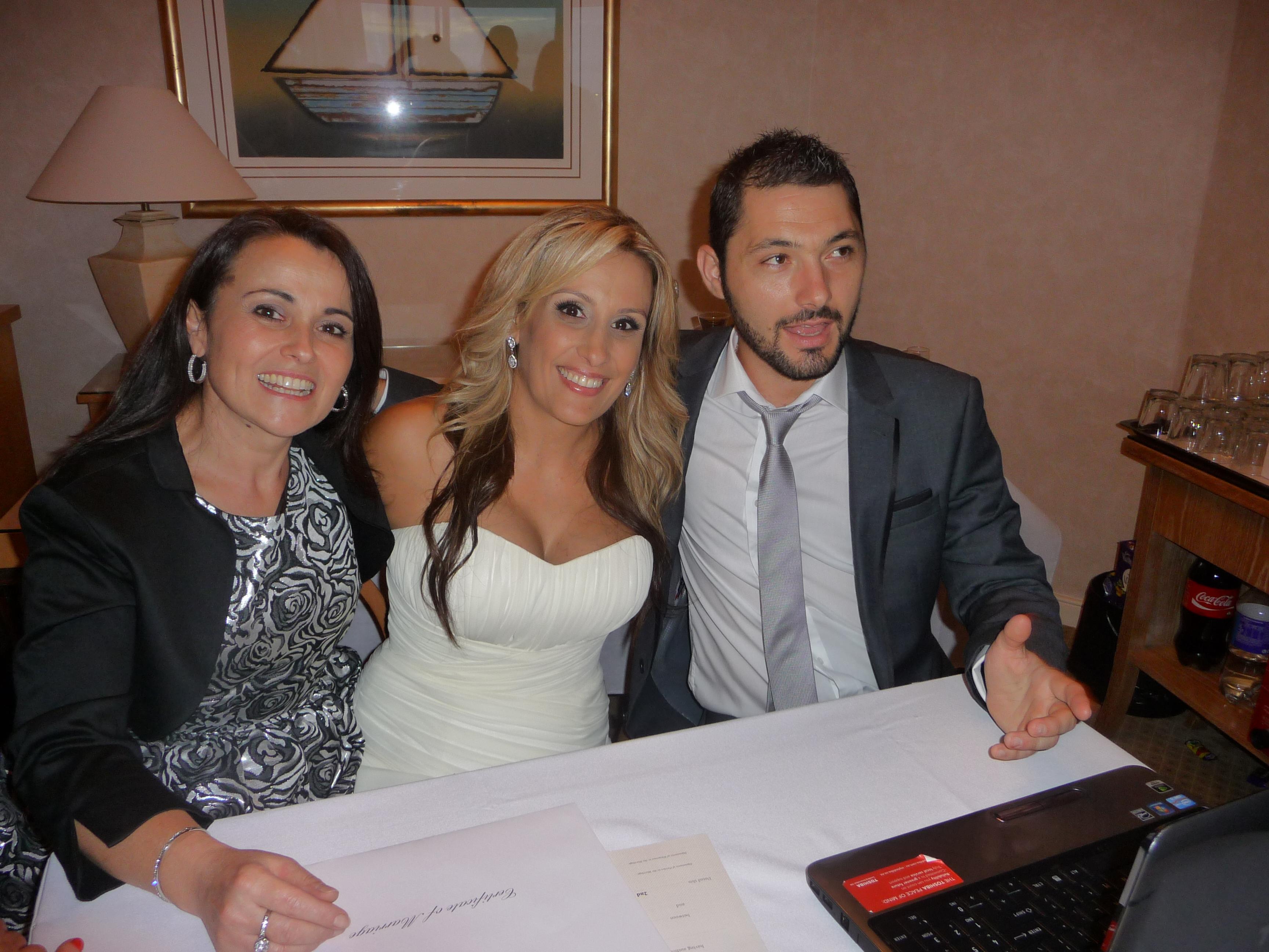 Manousos & Patricia