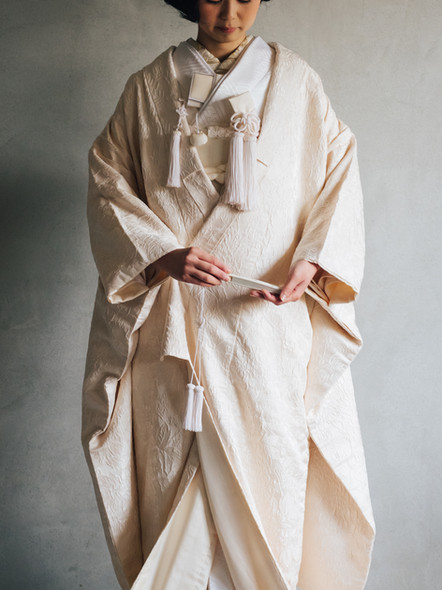 昭和初期白無垢<ふくれ>