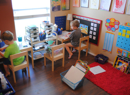 Early Literacy at Home Part 2