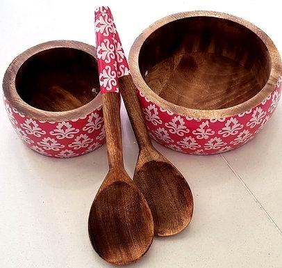Snack bowl set