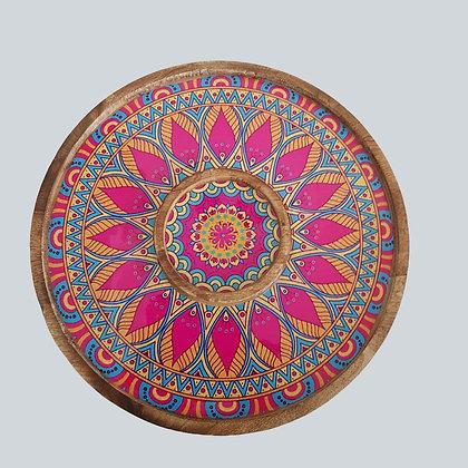 Mandala Art Chip N Dip