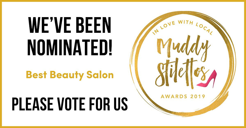 Muddy Stilettos Awards 2019 Best Salon