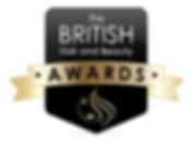 The british hair & beauty awards winner.