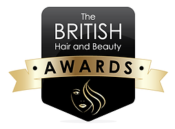 The british hair & beauty awards winner.