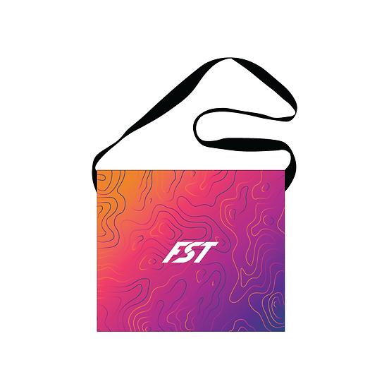 Sunset Blaze Musette Bag