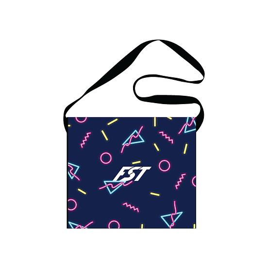 Neon Blaze Musette Bag