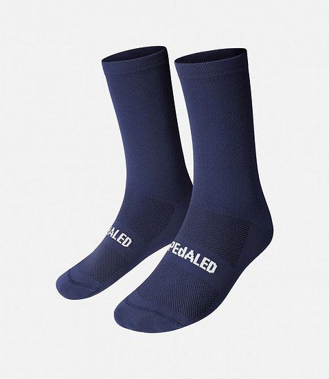 PEdALED Mirai Cycling Socks II - Navy