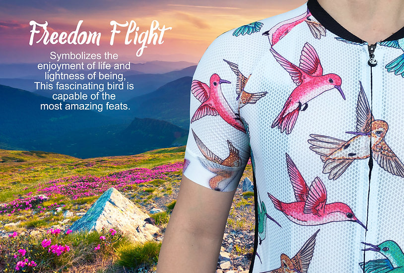 Freedom Flight Jersey