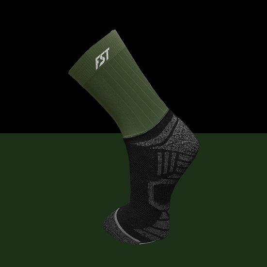 Olive FST Aero Socks