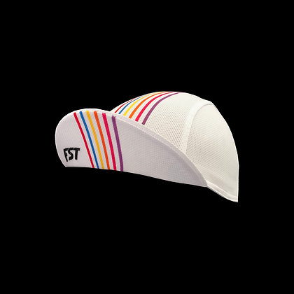 Over the Rainbow Cycling Cap
