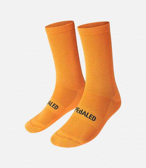 PEdALED Mirai Cycling Socks II - Orange