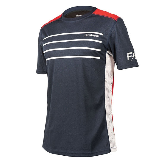 Fasthouse Classic Cartel SS Jersey - Heather Navy