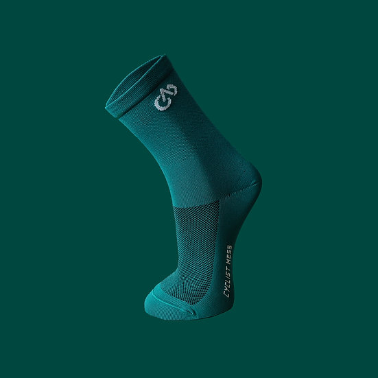 NNPQ Cycling Socks - Teal