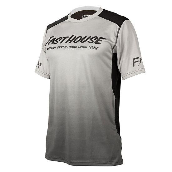 Fasthouse Alloy Slade SS Jersey - Grey/Black