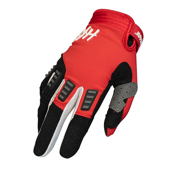 Fasthouse Bronx Glove - Red/Black