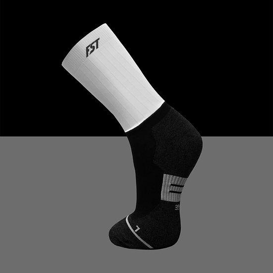 White FST Aero Socks