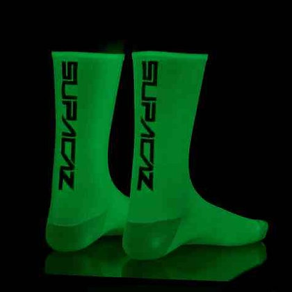 Supercaz Supasox Straight Up - Glow in the Dark