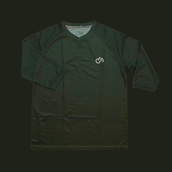 NNPQ 3/4 MTB Jersey Green