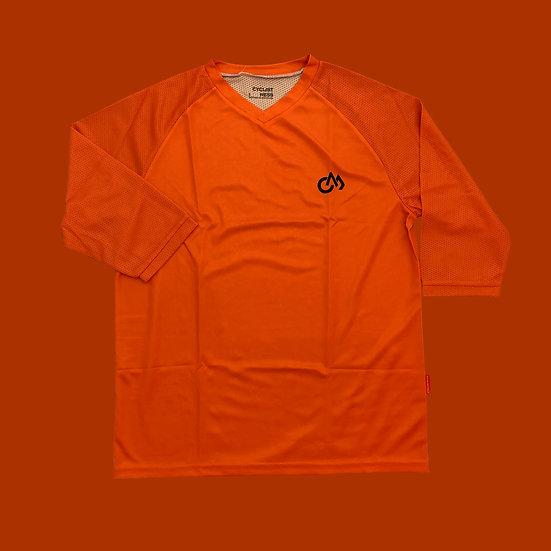 NNPQ 3/4 MTB Jersey Orange