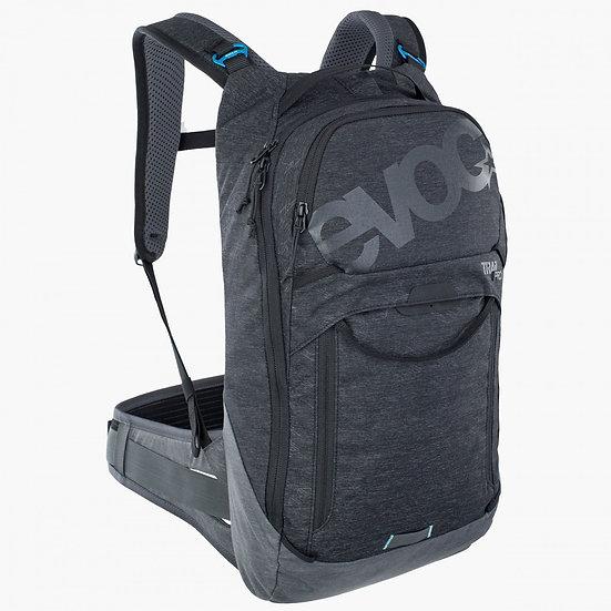 Evoc Trail Pro 10 - Black/Carbon Grey