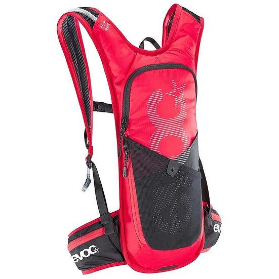 Evoc CC 3 Race + Hydration Bladder 2 - Red/Black