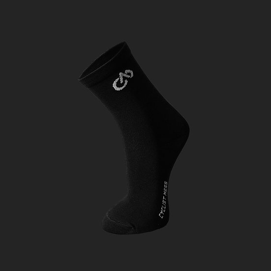 NNPQ Cycling Socks - Black