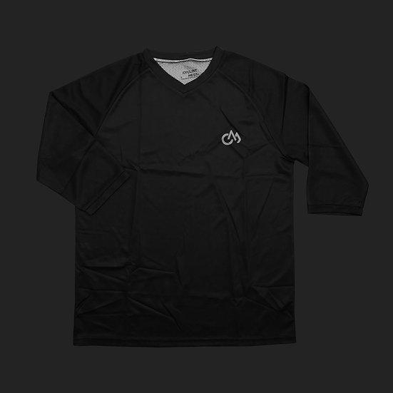 NNPQ 3/4 MTB Jersey Black