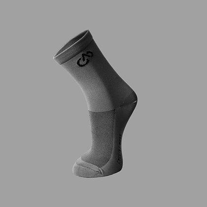 NNPQ Cycling Socks - Grey