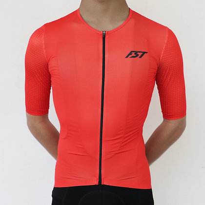 FST Lightweight Aero - Bright Red