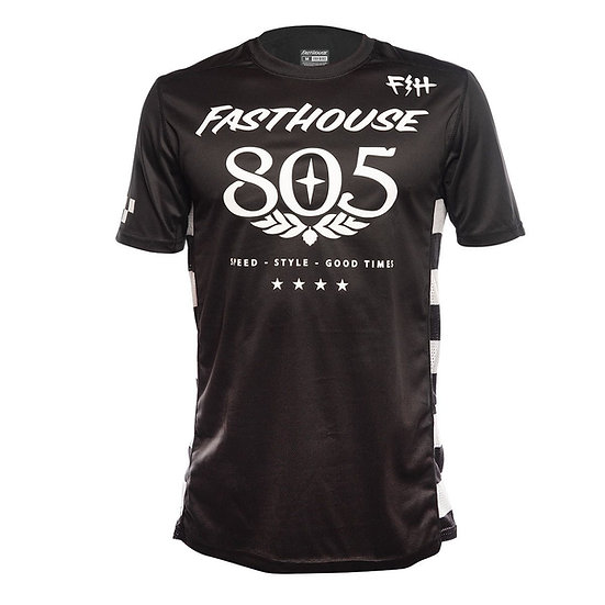 Fasthouse Classic 805 SS Jersey - Black