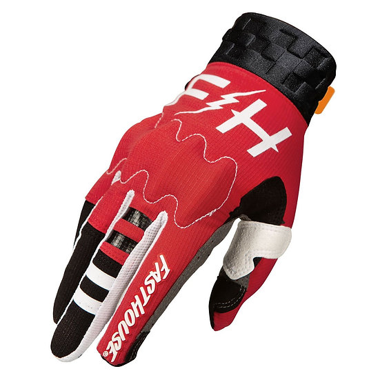 Fasthouse Speed Style Blaster Glove - Red/Black