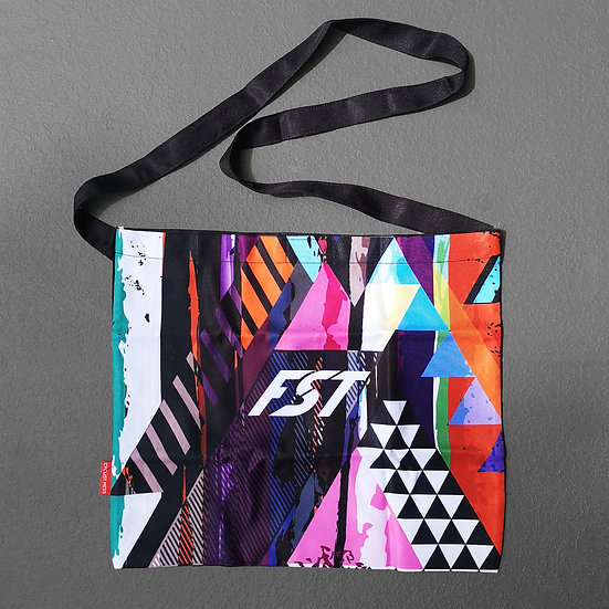 Glitch Musette Bag