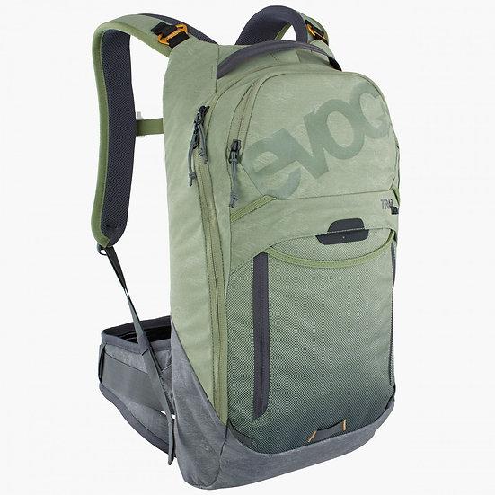 Evoc Trail Pro 10 - Light Olive/Carbon Grey