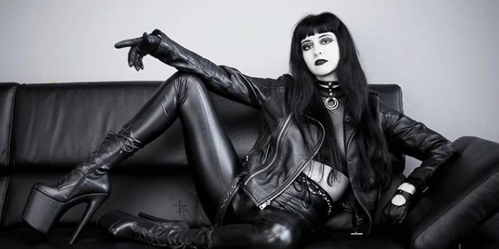 LEMPA Interviews the Kvlt Rvbber Muse & Photographer