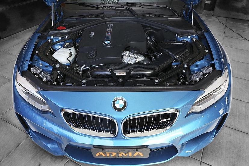 BMW F87 M2 N55 Carbon Fiber Cold Air Intake