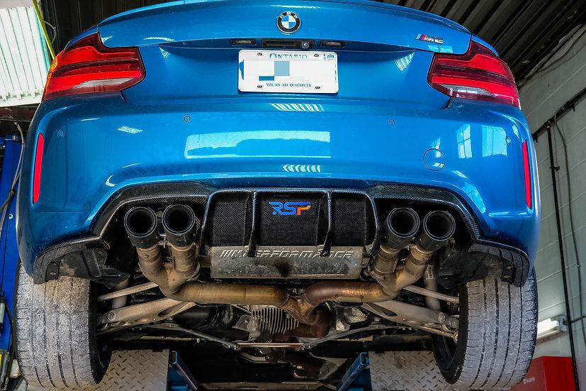 BMW F87 F87RSPRD002 REAR DIFFUSER