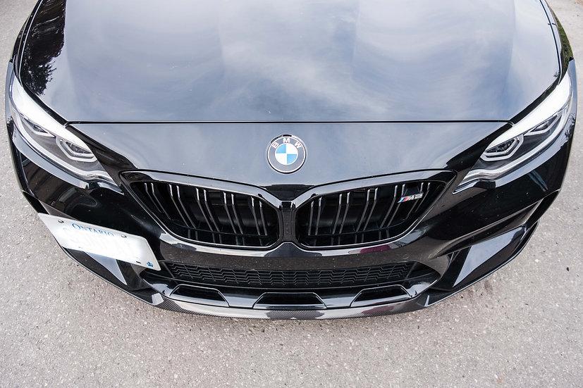 BMW M2C PERFORMANCE STYLE LIP