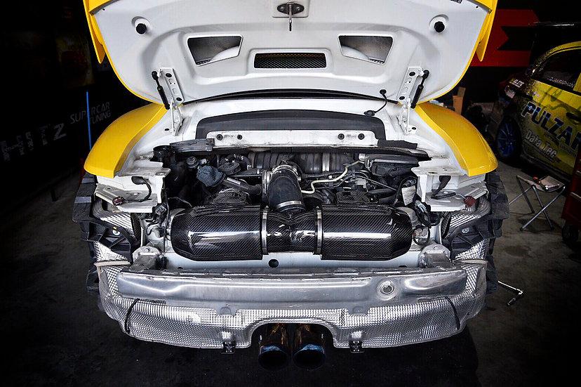 Porsche 991 GT3 Carbon Fiber Cold Air Intake