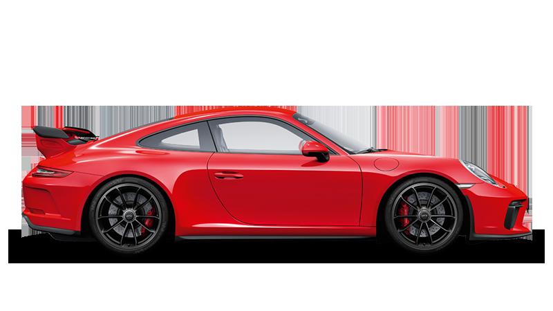 Porsche 991.1/.2 GT3 Iron Disc Rear