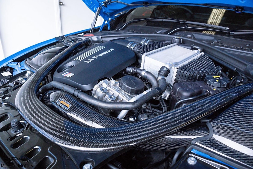 BMW F87 M2C / F80 M3 / F82 M4 Carbon Fiber Cold Air Intake