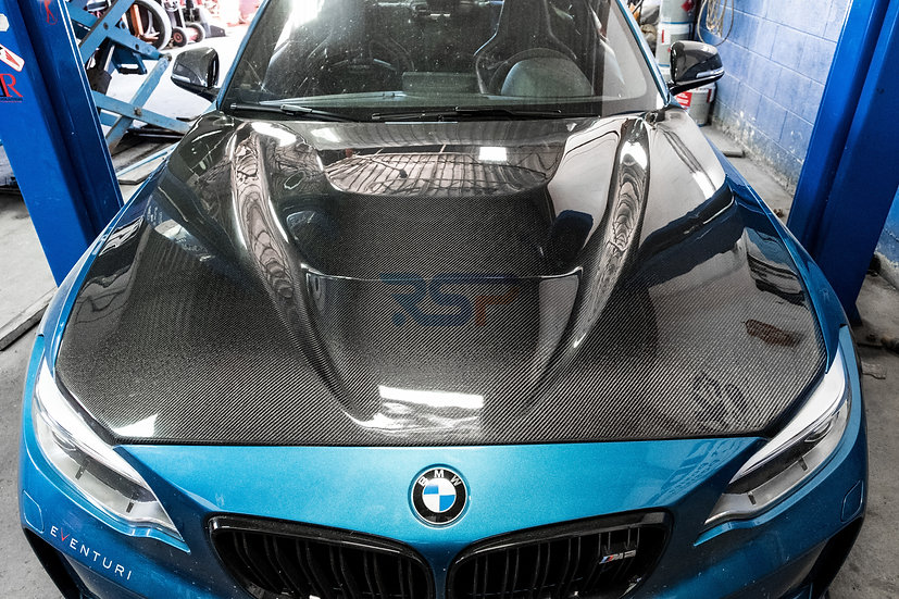 BMW F87 CARBONFIBER HOOD