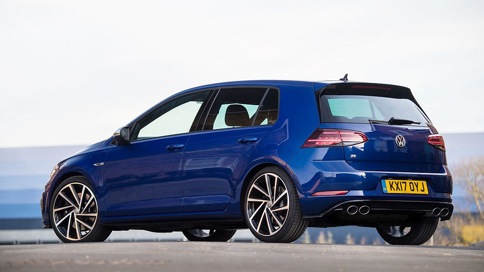 VW Golf R 13+ Front