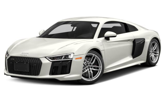 Audi R8 07+ Rear