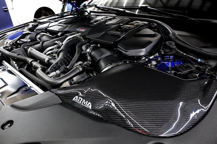 BMW F90 M5 Carbon Fiber Cold Air Intake