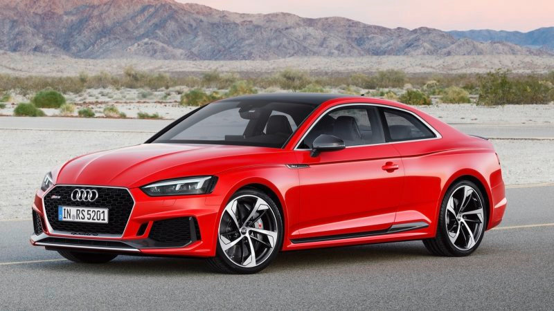 AUDI S5/RS5 B9 FRONT