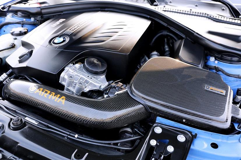 BMW F3X 335i 435i Carbon Fiber Cold Air Intake